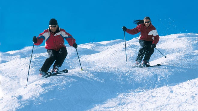 The dropout rate for beginner skiers is high — 50% or higher, according to the National Ski Areas Association.