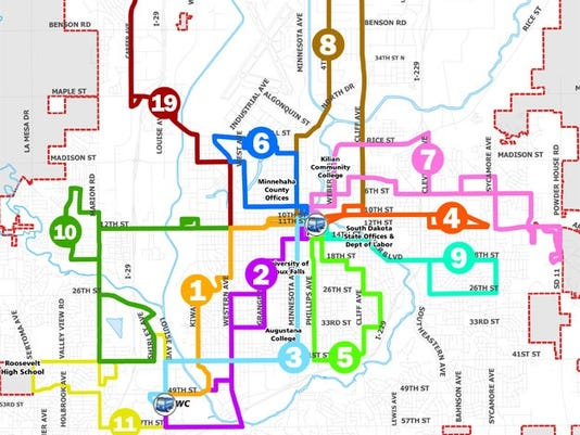 New bus schedule aims to make riding easier, more convenient
