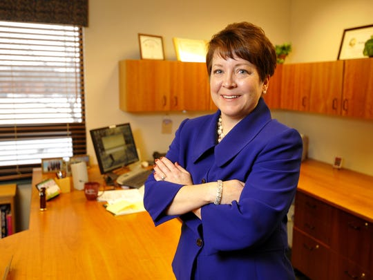 Deb Evans, president and CEO of Embark Credit Union
