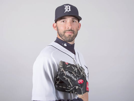 MLB: Detroit Tigers-Media Day