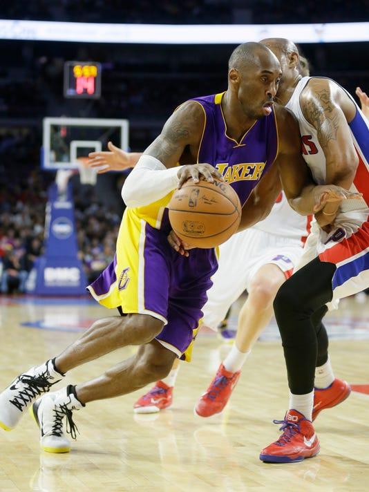 Caron Butler, Kobe Bryant