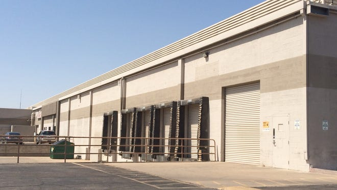 This Mesa warehouse is preparing to move to a new Chandler location.