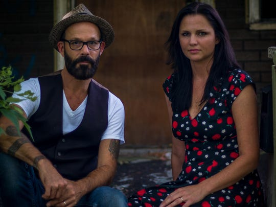 Husband-and-wife musical duo The Hummingbirds perform at 7:30 p.m. Saturday at From the Heart Recording Studio in Sopchoppy.