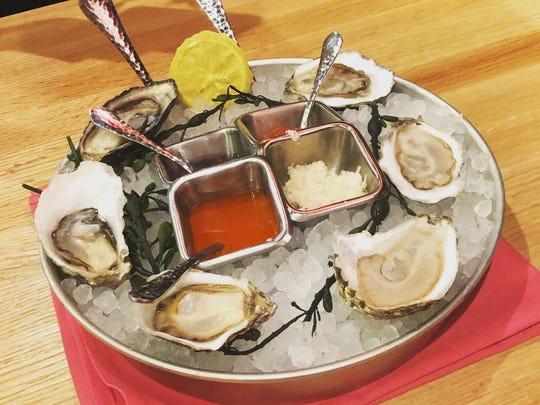 Hazel Ravines Downtown - oysters