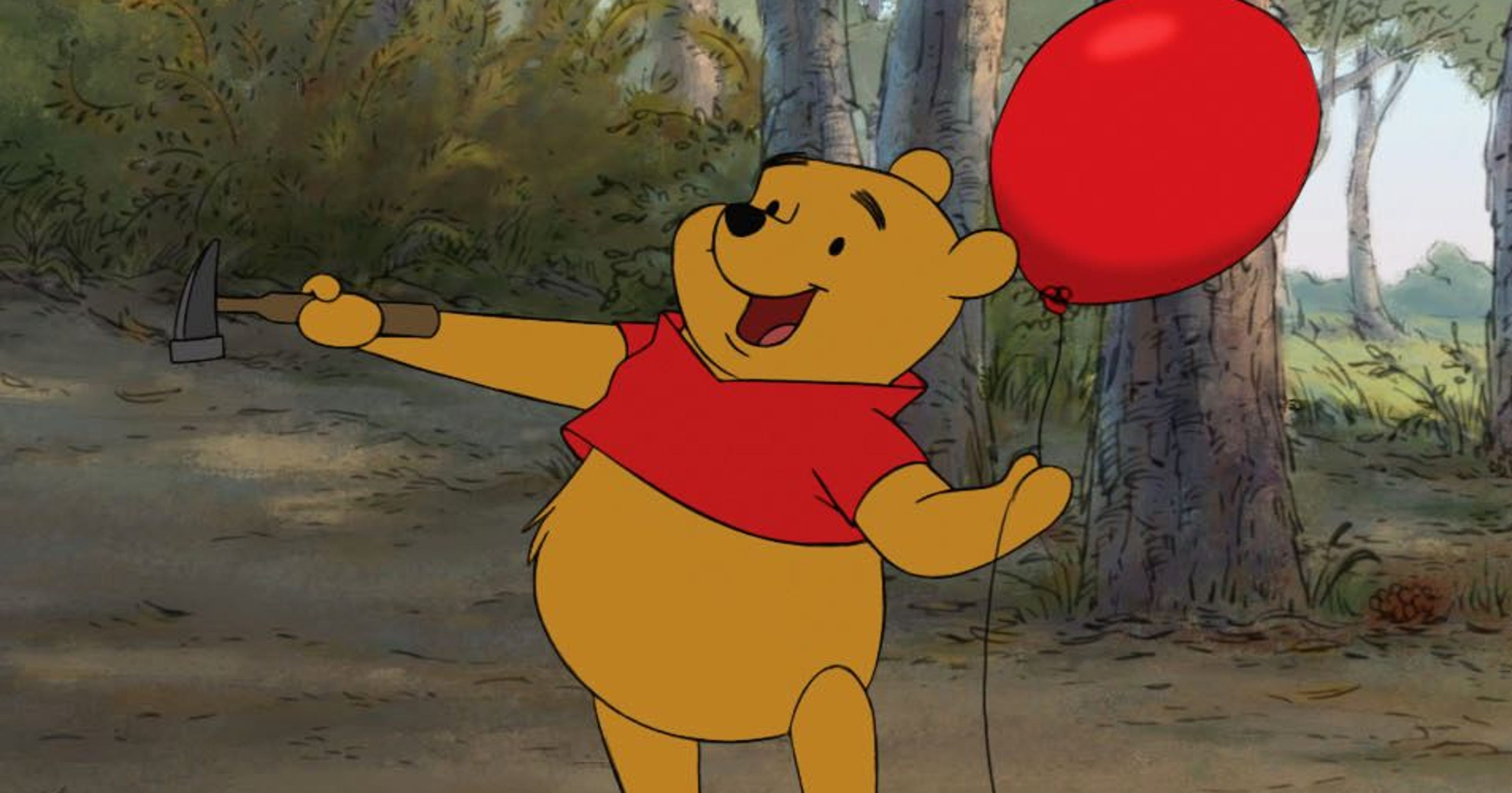 This is a photo of Selective Pics of Winny the Pooh