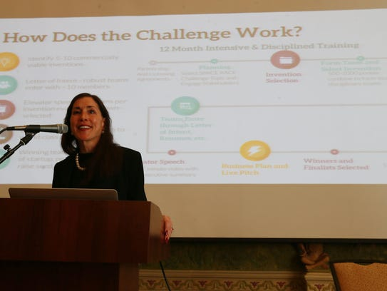 Rosemarie Truman, CEO at the Center for Advancing Innovation,