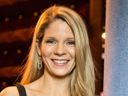 """Kelli O'Hara starred in Broadway's """"The Light in the"""