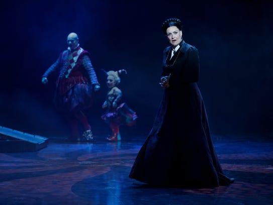 "Andrew Llloyd Webber's ""Phantom of the Opera"" follow-up"
