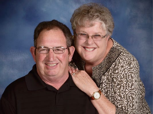 Jerry and Patricia Simon