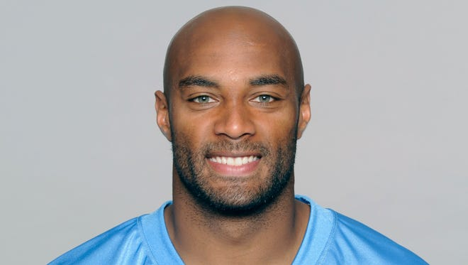 Tennessee Titans safety George Wilson