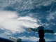 The International Space Station shared a time-lapsed