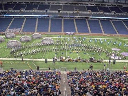 cnt marching band