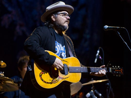 Wilco performs at the Tennessee Theatre for Big Ears