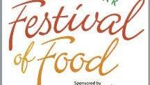 festival of food white