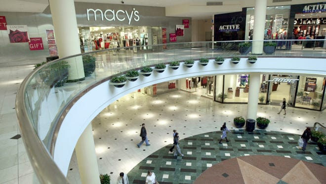 Macy's officials said in January that the company would close 40 stores. Sales are expected to be down 3.5 to 4.5 percent for the year. If that decline forces the company to close even more stores, many malls could be devastated.