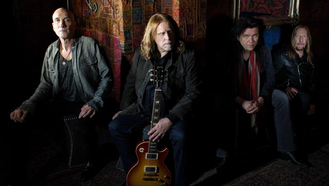 Gov't Mule performs Thursday at the Forum in Binghamton.