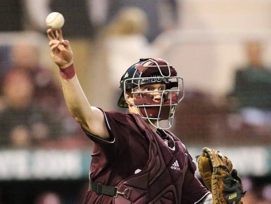MSU-Texas Tech baseball