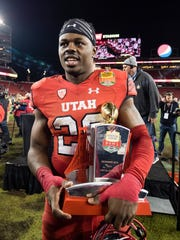 After returning to the Utes, Joe Williams finished