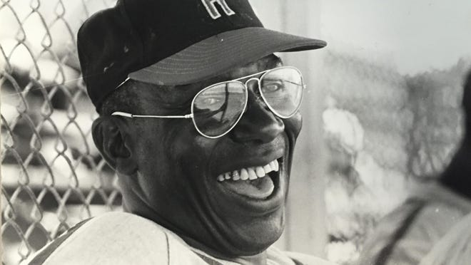 Luke Easter played six seasons with the Red Wings after starring with the Cleveland Indians and Homestead Grays.