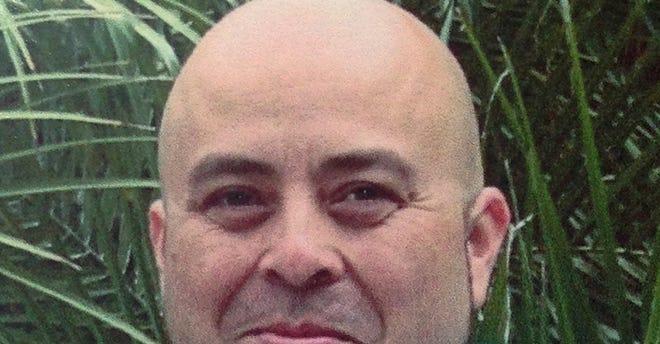Transportation Security Administration officer Gerardo Hernandez