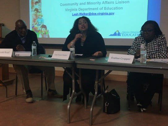 Leah Dozier Walker, community and minority affairs