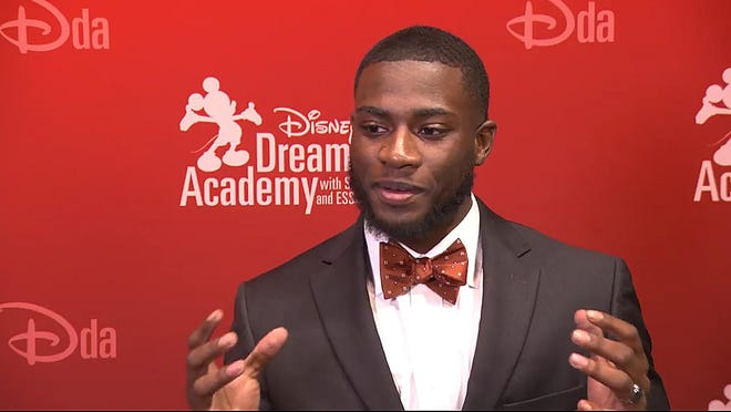 Madison Central junior Cedric Beal is the only Mississippian to have earned a trip to Disney Dreamers Academy. He was named one of only five Disney Dreamer Academy Superstars and won the Confidence Superstar Award.