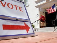 Washoe voters can cast a vote at any polling place today