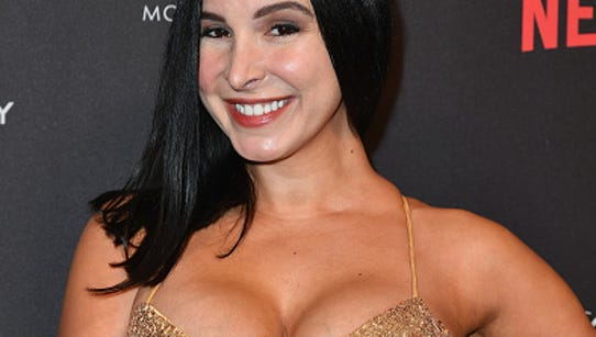 Mayra Veronica attends a Golden Globe Party,
