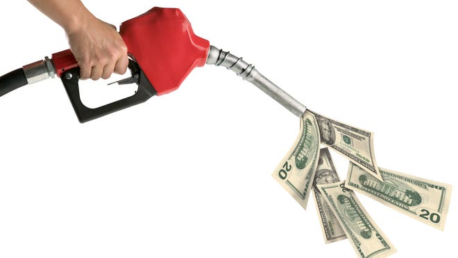 The state Legislature has approved a higher gas tax.