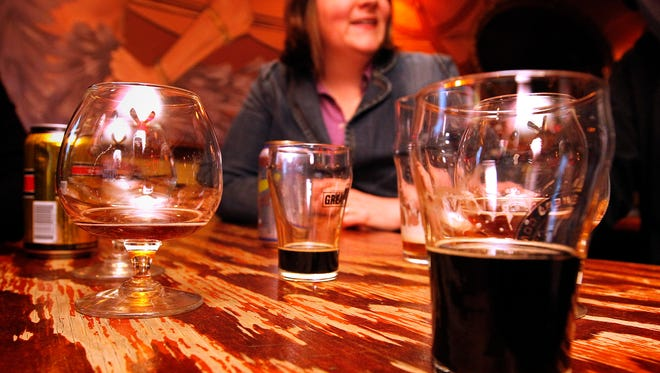 Burnhearts is known for serving up a nice selection of craft brews in Bay View.