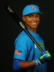 Jeremiah Estrada is a high school baseball prospect who has traveled the country this summer playing in national tournaments and showcases and made quite a name for himself.