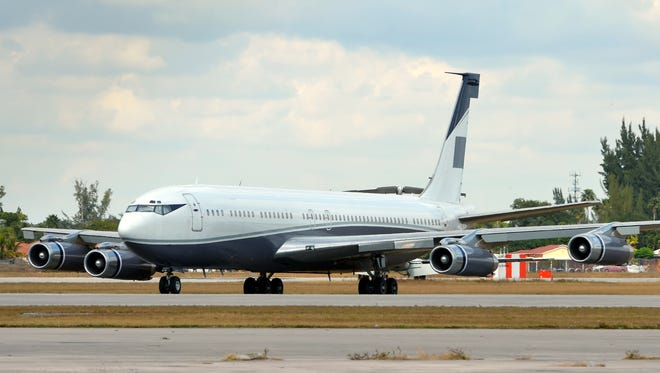 The Boeing 707 was the workhouse of airline fleets in the 1960s and was once used to execute an infamous barrel roll at a public airshow.