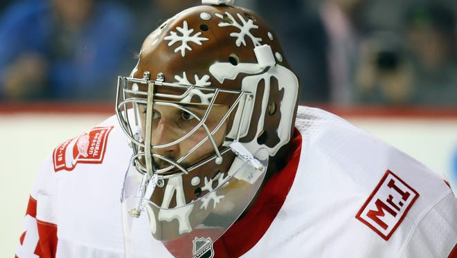The Flyers were in need of goaltending help and acquired Petr Mrazek from Detroit Monday night.