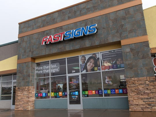 FASTSIGNS, located at 5150 College Blvd., Suite 204,