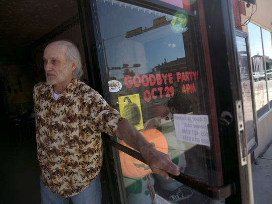 Crash Music co-owner George Rowe says he plans to continue working in music business when he relocates to Tucson, Ariz., next month.