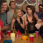 "Amy Poehler and Tina Fey star in the raunchy comedy ""Sisters."""