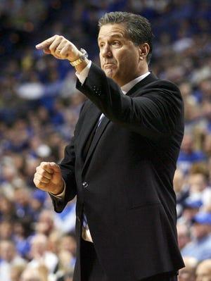 Kentucky Wildcats head coach John Calipari addressed rumors about a possible NBA return on Friday.