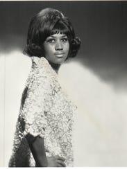 Aretha Franklin in 1967