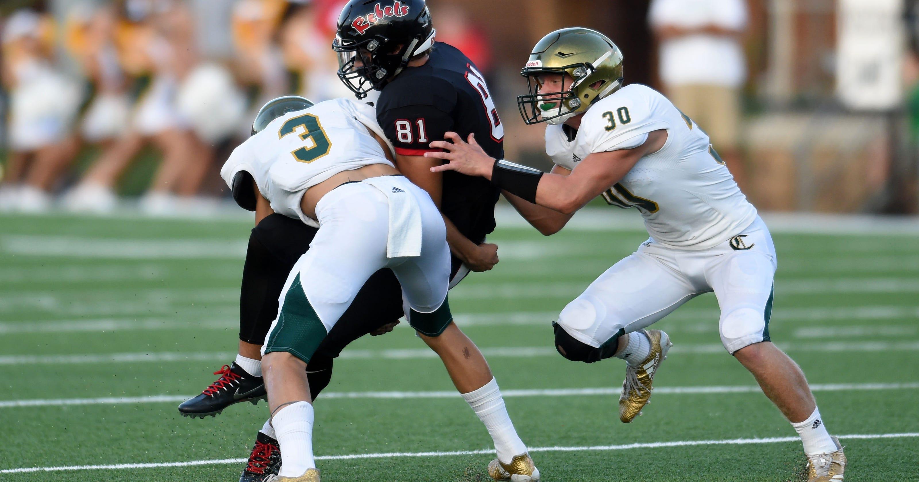 Knoxville football: Top TSSAA high school games for Week 1