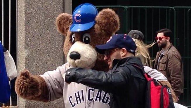 Billy Cub mascot