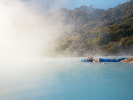 No matter how long your stopover, make time for the Blue Lagoon