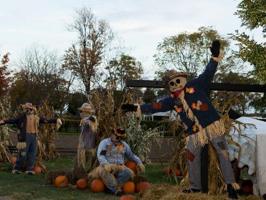 Hallowe'en at Greenfield Village.