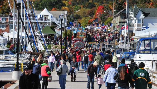 The Bayfield Apple Festival is an annual homage to the humble apple, as well as a celebration of the joys of food, traveling and living green.