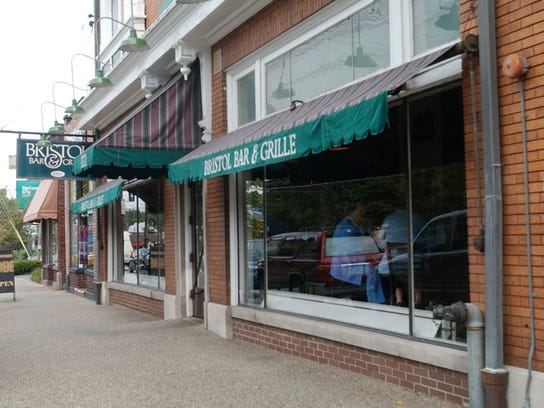 The Bristol Bar & Grille at 1321 Bardstown Road.