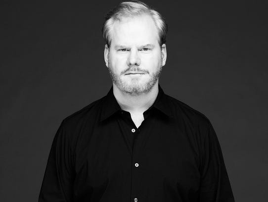 Jim Gaffigan returns to Des Moines this summer as part of the Iowa State Fair Grandstand lineup.