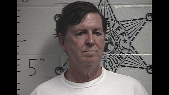 The Leake County Sheriff's Department released this June 28 mugshot of Pete Perry, who was arrested by Carthage police for DUI.
