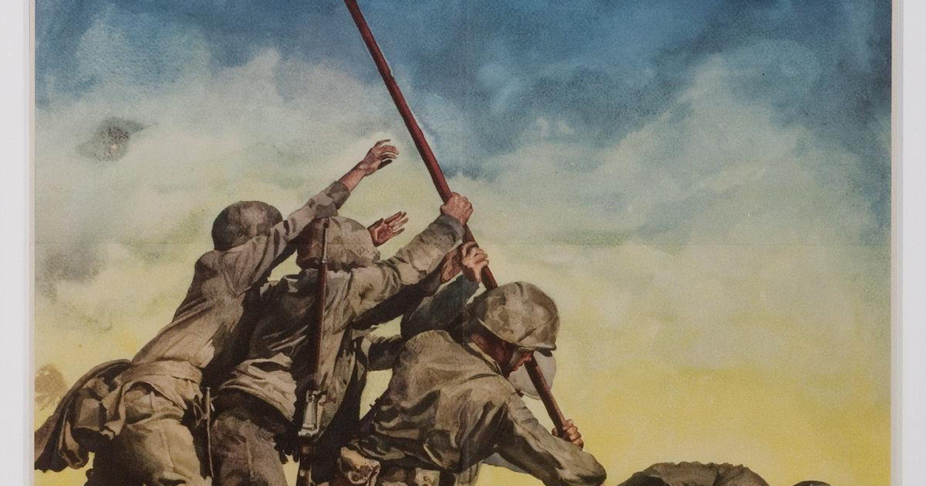 World War II memorabilia, talks at FSU fine arts museum