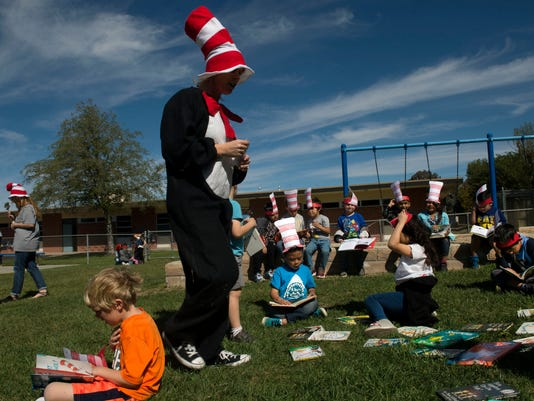 Read Across America Day 2
