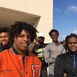 Dunbar High track athletes blooming into champions