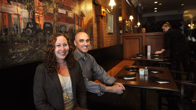 Terry and Amanda O'Connor are the new owners of Cypress Street Station.